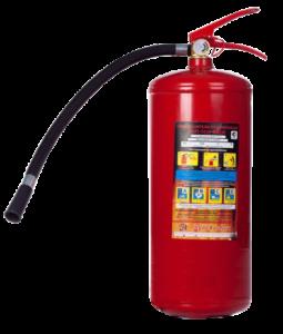 Огнетушители порошковые ОП-6