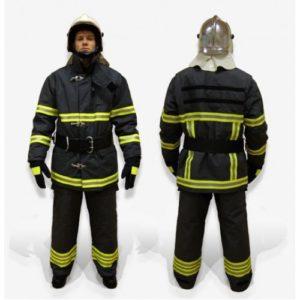Боевая одежда пожарного БОП III тип У, ВИК-Т, ОСП, вид А