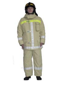 Боевая одежда пожарного БОП I тип У вид Т вид А