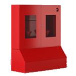 Щит пожарный с ящиком для песка 0,3 м³