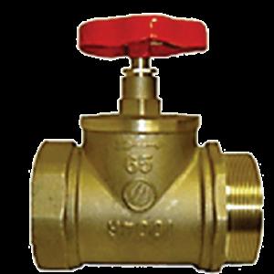 Пожарный вентиль 15Б3Р муфта-цапка