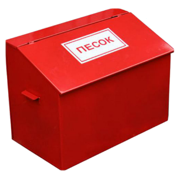 Ящики пожарные для песка