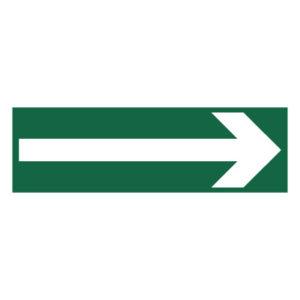 Знак направляющая стрелка