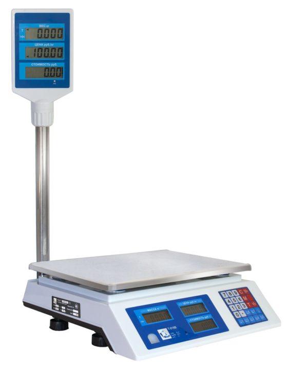 Весы торговые ФОРТ-Т 918 (32;5)В со стойкой