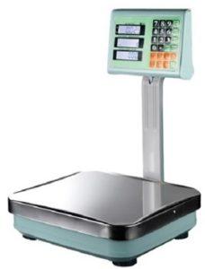 Торговые весы ВЭТ-60-3С-Т
