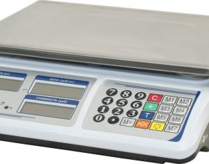 Торговые весы ВР4900-30-5/10АБ-16
