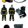 Боевое снаряжение пожарных